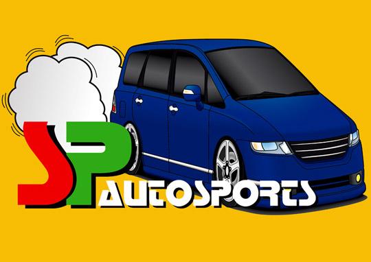 SP Autosports様のイラスト
